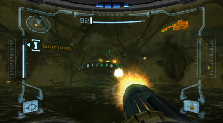 Metroid Prime Series game
