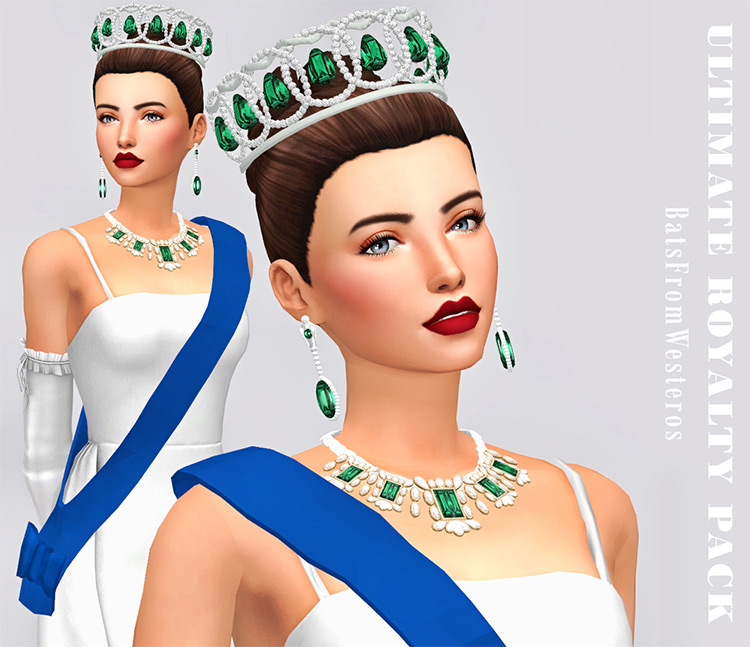 Ultimate Royalty Pack in Sims4