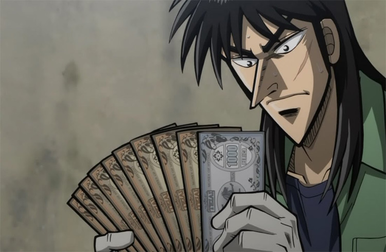 Kaiji - Anime Screenshot