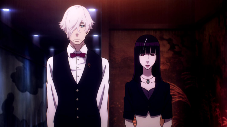 Death Parade Anime Screenshot