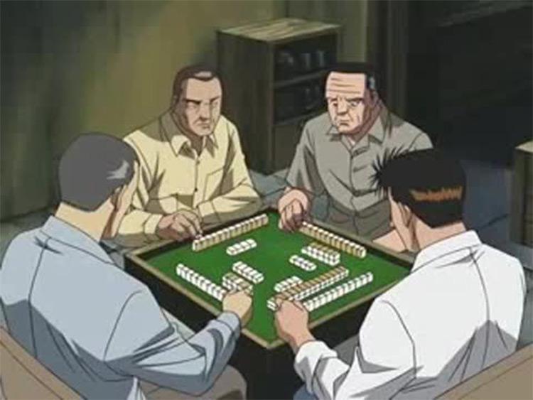 Legendary Gambler Tetsuya Anime Screenshot