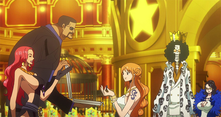 One Piece Film: Gold Anime Preview Screenshot