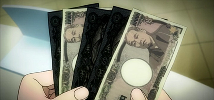 The Money of Soul and Possibility Control Anime