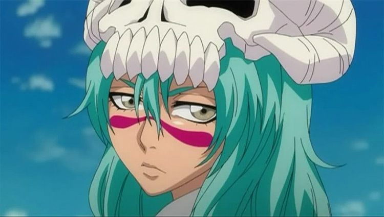 Nelliel Tu Oderschvank in Bleach - Anime Screenshot