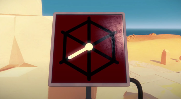 The Witness - PS4 gameplay screenshot