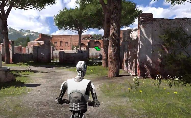 The Talos Principle on PS4
