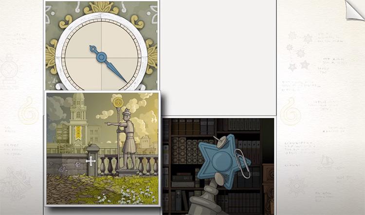 Gorogoa PS4 Screenshot