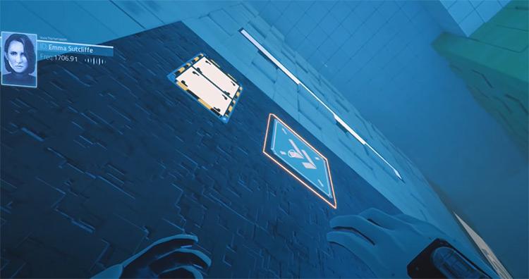 Q.U.B.E. 2 Gameplay Screenshot