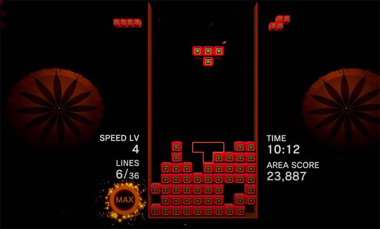 Tetris Effect PS4 Screenshot