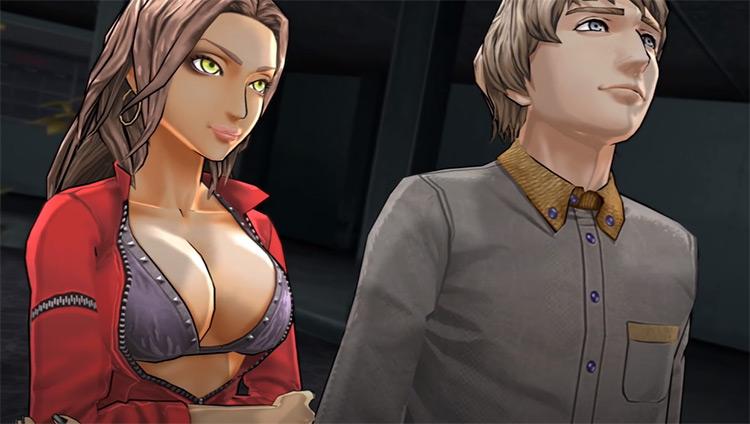 Zero Time Dilemma PlayStation 4 Screenshot