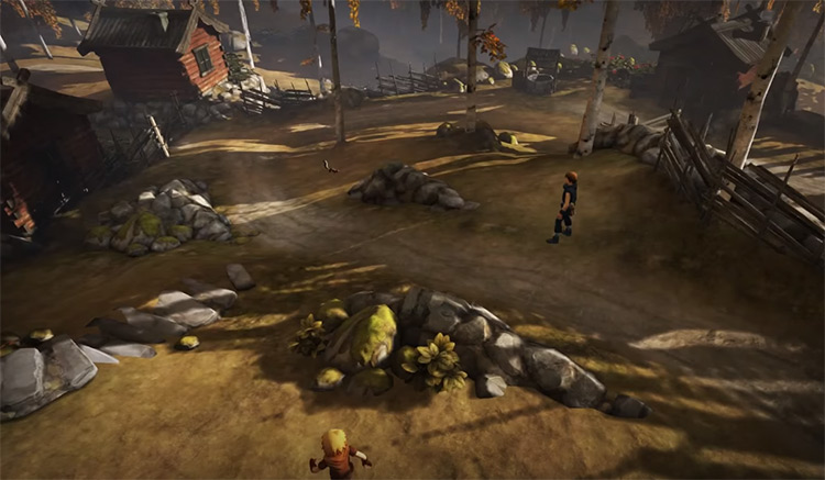 Brothers: A Tale of Two Sons PS4 Screenshot