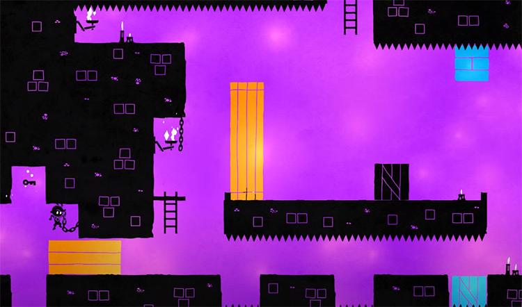 Hue PS4 gameplay screenshot