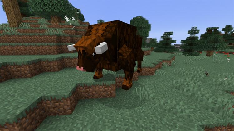 Pandora's Creatures Mods Minecraft