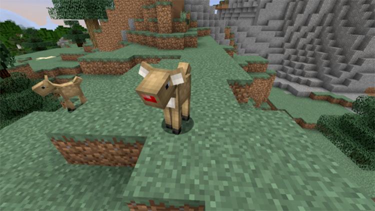 Mystical World Minecraft mod screenshot