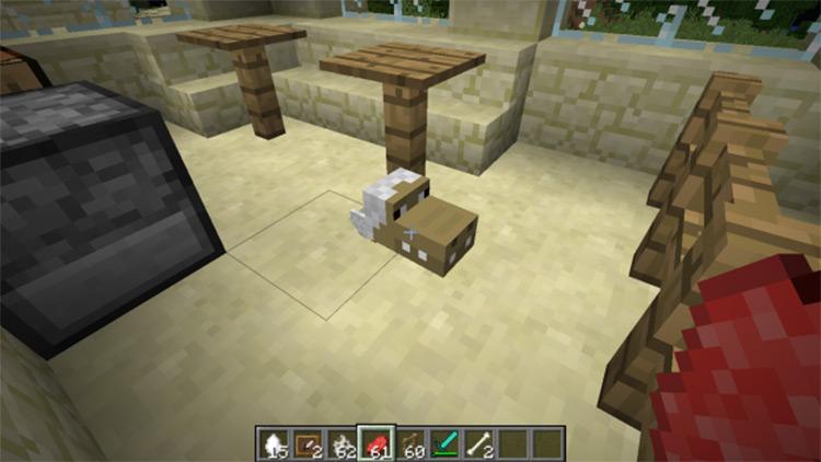 Crocoducks Minecraft Mod - Preview