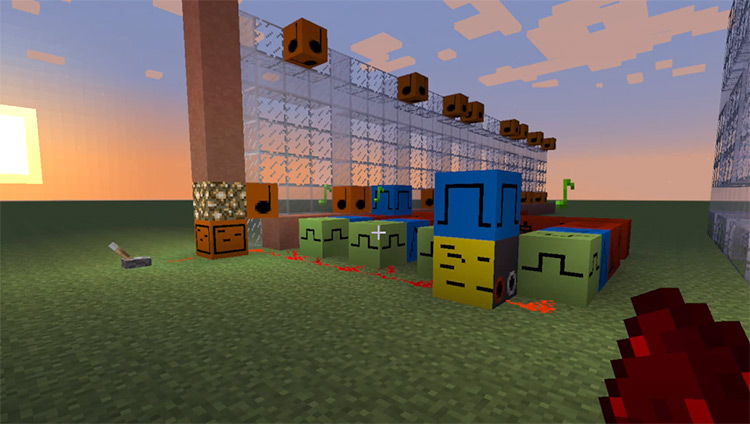 Blam - Music Production Environment Mod for Minecraft