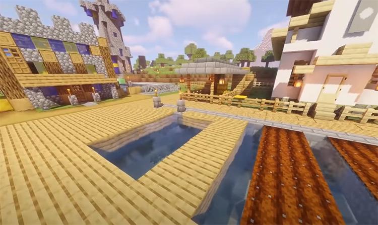 Project P.E.W Minecraft Edition! - Minecraft Audio Mod