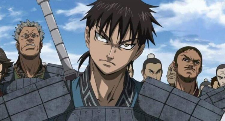 Kingdom 2012 Anime Screenshot