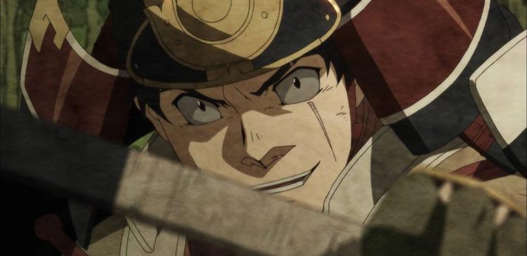 Angolmois: Genkō Kassen-ki Anime Screenshot