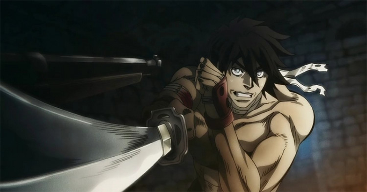 Drifters Anime Screenshot