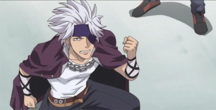 Sengoku Basara Anime Screenshot