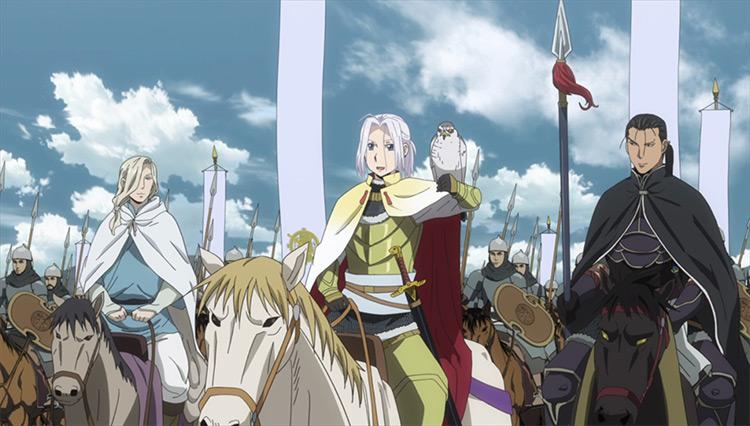 Arslan Senki Anime Screenshot