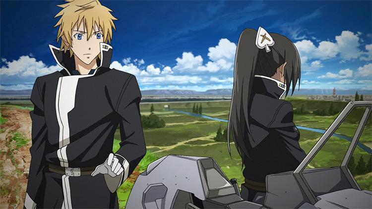 Break Blade Anime Screenshot