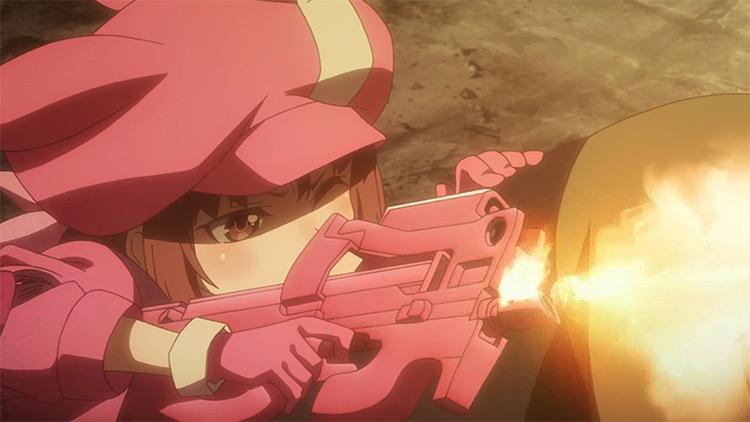 Gun Gale Online Anime Screenshot