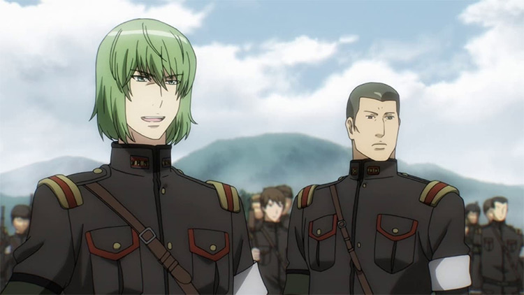 Alderamin on the Sky Anime Screenshot