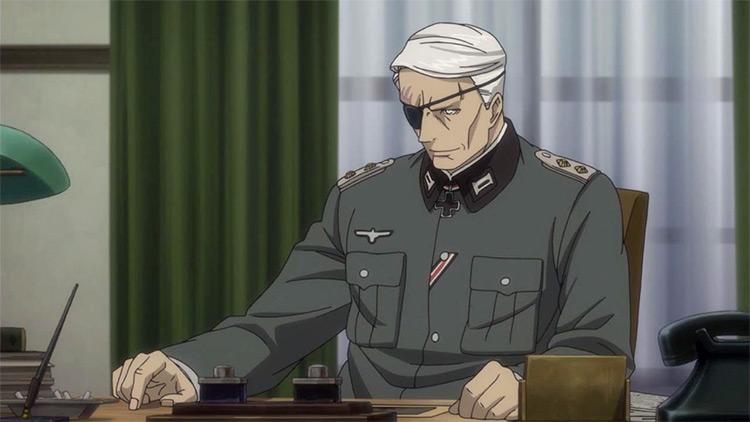 Joker Game Anime screenshot