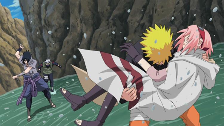 War Arc in Naruto Shippuden