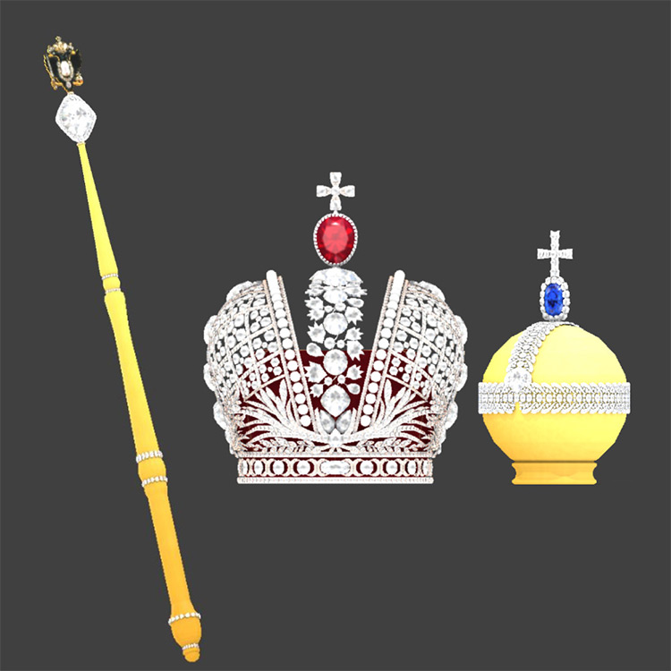 Imperial Regalia of Russia TS4 CC