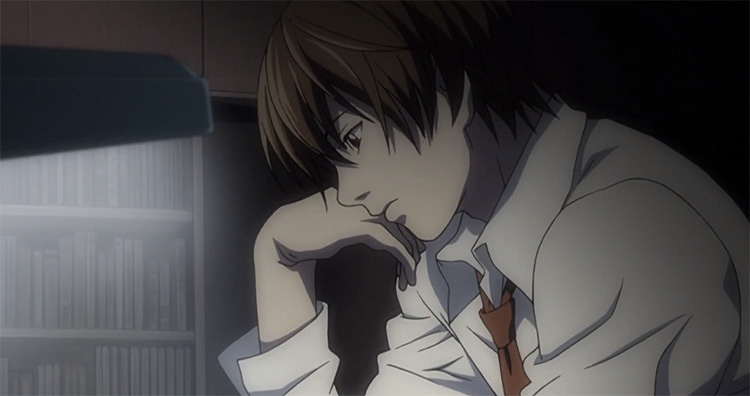 Death Note - Anime Screenshot