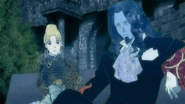 Count of Monte Cristo - Anime Screenshot