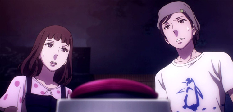Death Parade - Anime Screenshot