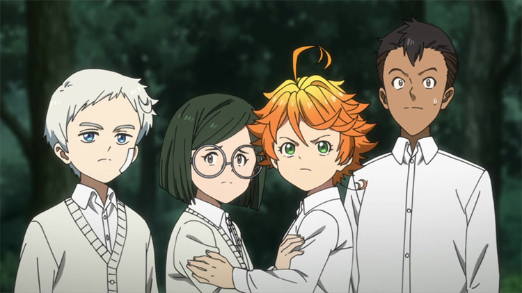 The Promised Neverland - Anime Screenshot
