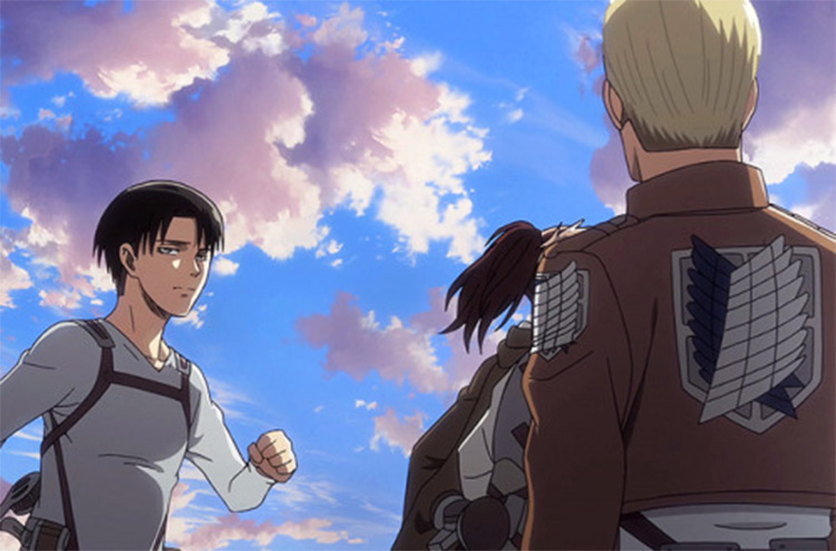 Attack on Titan - Anime Screenshot