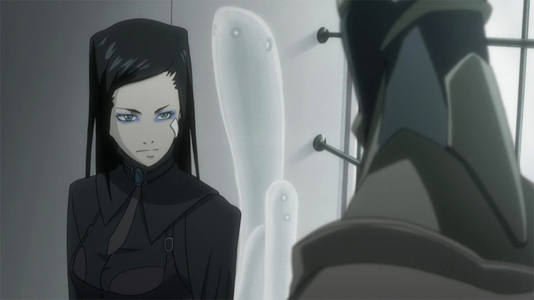 Ergo Proxy - Anime Screenshot