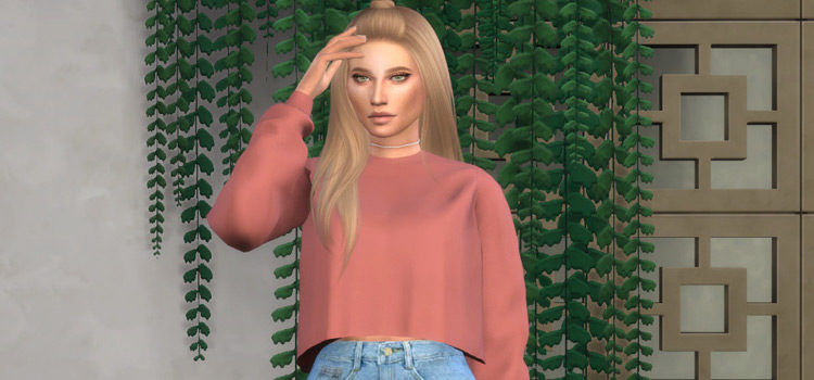 Sims 4: Best Sweaters, Sweatshirts & Hoodies CC To Download