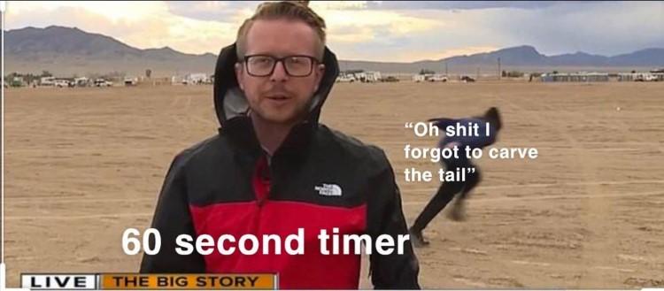 60 second timer meme