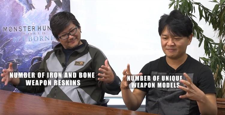 Number of unique weapon models meme