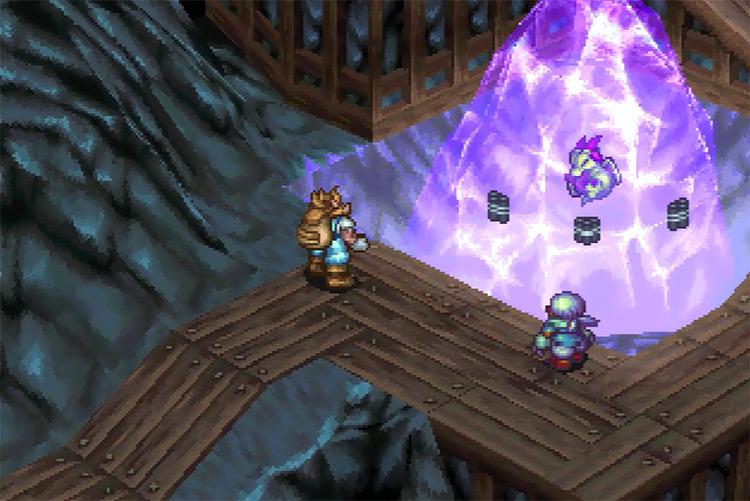 Breath of Fire III PlayStation 1 Gameplay Screenshot