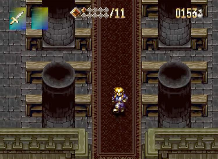 Alundra PlayStation 1 Gameplay Screenshot