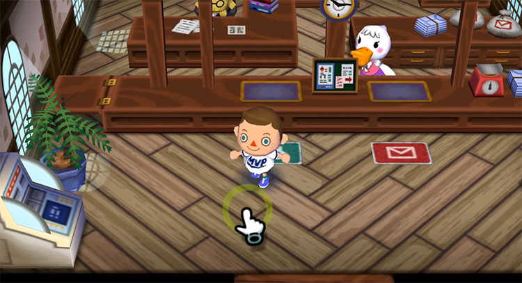 Animal Crossing: City Folk (2008) Gameplay