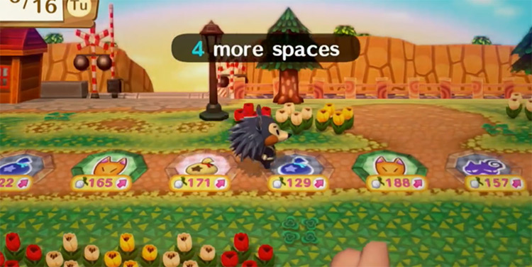 Animal Crossing: Amiibo Festival (2015) Gameplay