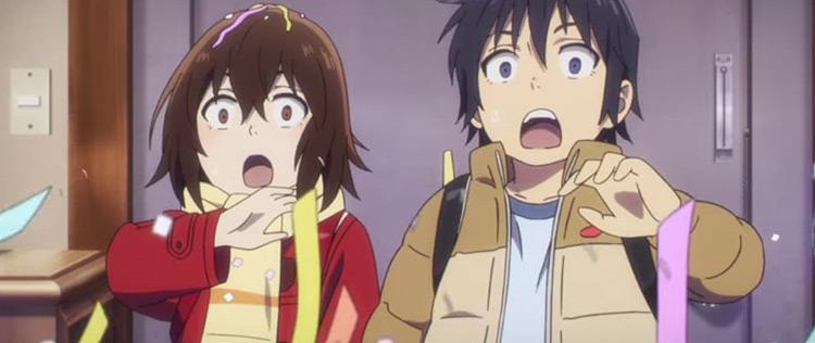 Erased Anime Series Screenshot