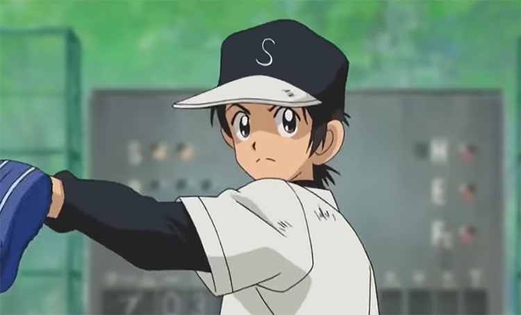 Cross Game / Baseball Anime