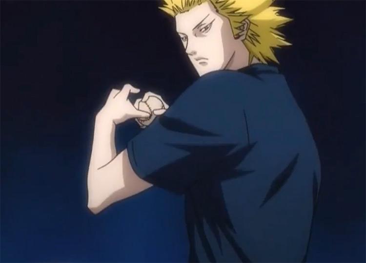 One Outs / Baseball Anime Screenshot