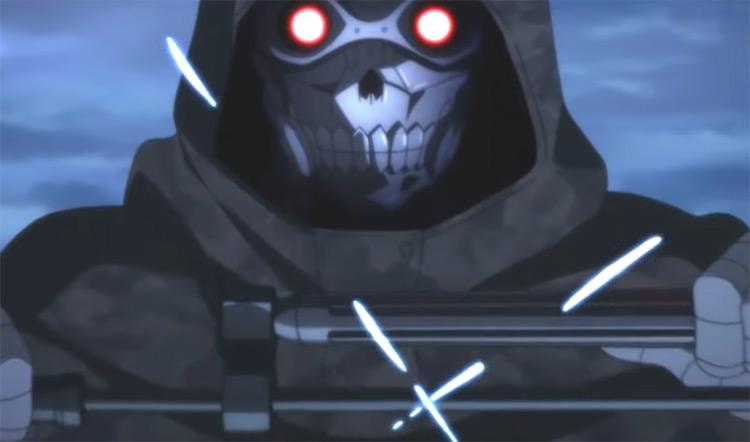 Death Gun in Sword Art Online: Phantom Bullet