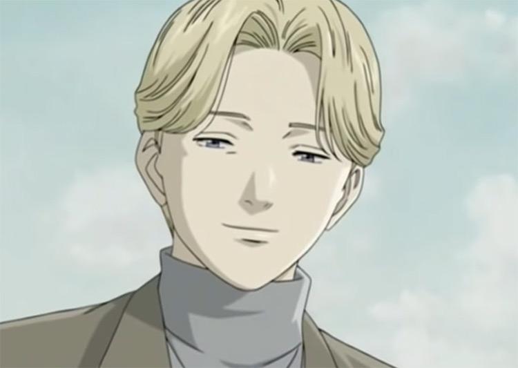 Johan Liebert in Monster Anime